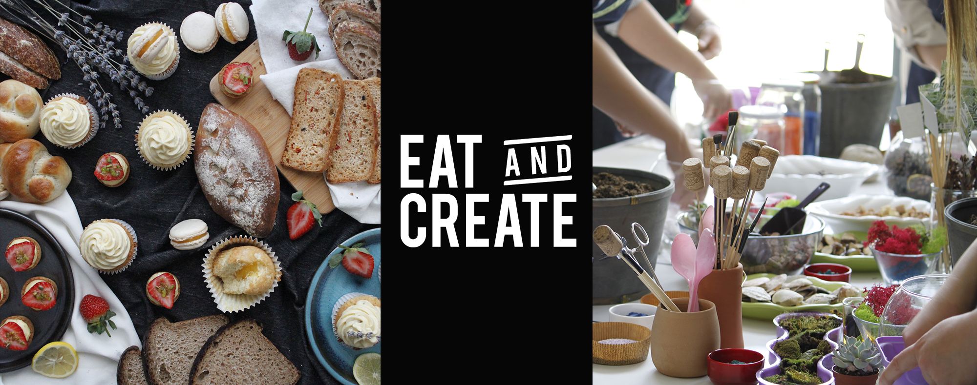Eat and Create